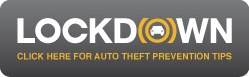 Auto Theft Prevention Tips